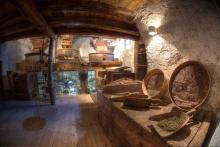Sala delle macine - Ph Massimiliano Riotti
